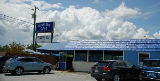 Blue Sky Cafe, Fletcher NC