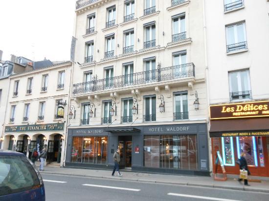 Hotel Waldorf Montparnasse : L'hôtel