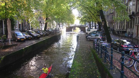 MEININGER Hotel Amsterdam City West: Canals