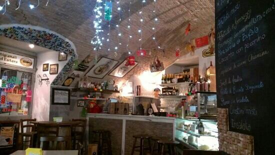 Ansidei Beer Shop: beershop - sala interna