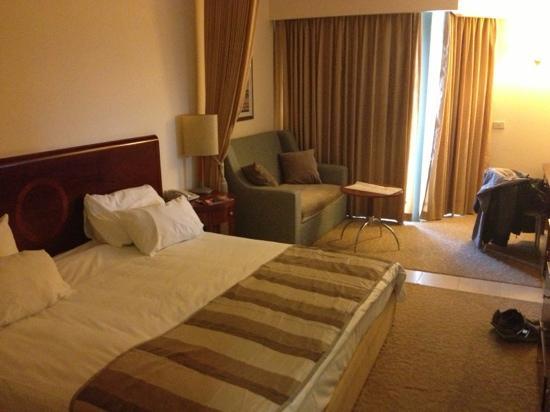 Royal Rimonim Dead Sea: room