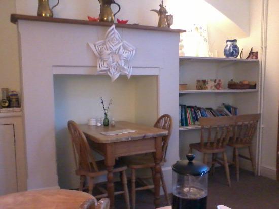 Marisha's Guest House: Breakfast Rm