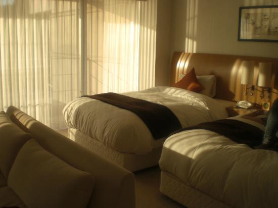 Island Hotel & Resort Nasu: ベッド