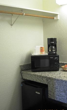 Travelodge Winslow : Amenities