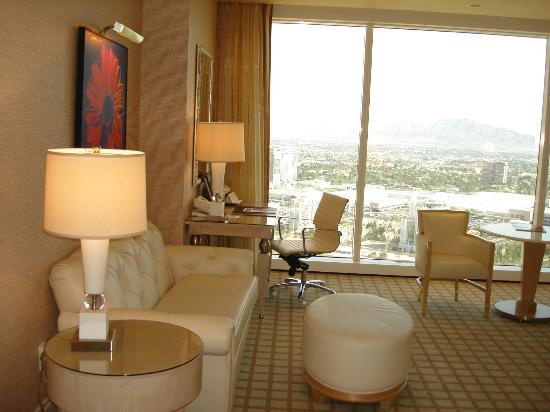 Wynn Las Vegas: Sofa