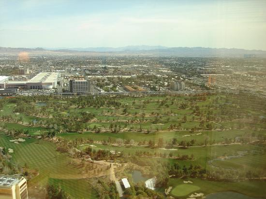 Wynn Las Vegas: View from room