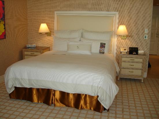 Wynn Las Vegas: Bed