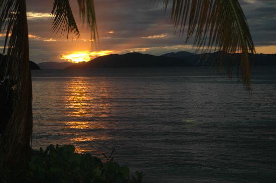 Mango Bay Resort: Sunset
