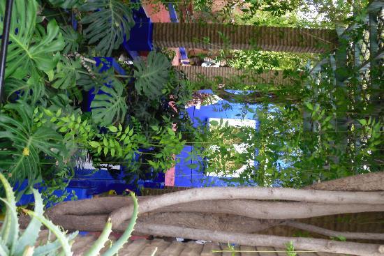 Kenzi Club Agdal Medina: Jardin de Majorel