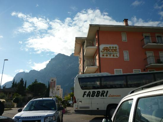 Hotel Rudy : Albergo
