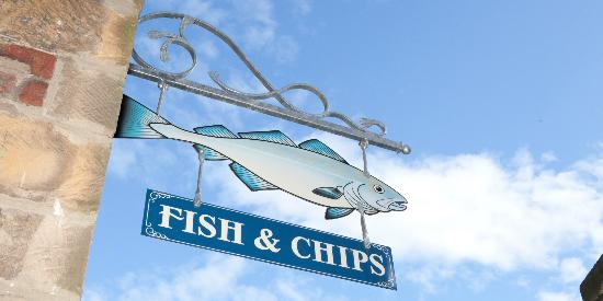 Harbour View Cafe: Traditional Fish & Chips