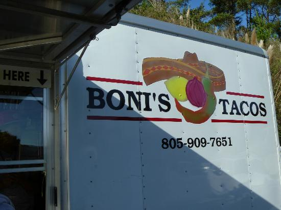 Boni's Tacos: Boni's Taco Truck contact information