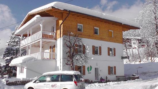 Ferienwohnungen Buchauer : Landhaus Buchauer Winter