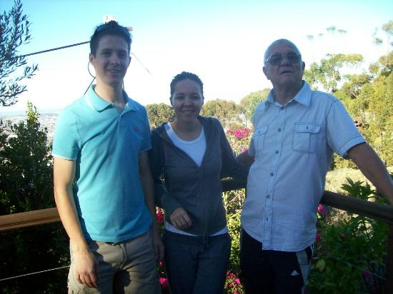 Keret Accommodation: Me, Brother & Dad