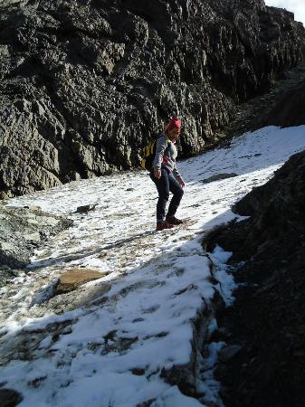 Glacier Martial : Ushuaia