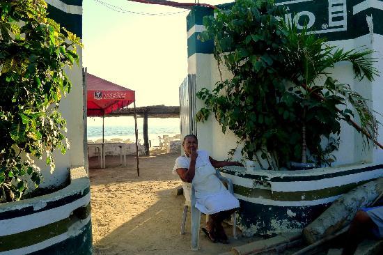 Zipolipas restaurant y Bar: Dona Felipa