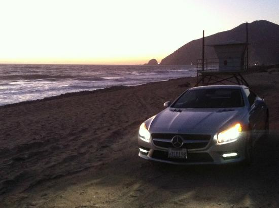 ‪‪Montage Beverly Hills‬: Just off of PCH1 north of Malibu in the Montage SL550