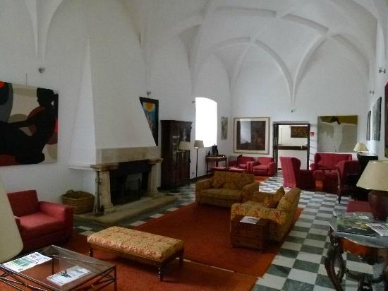 Hotel Convento de Sao Paulo: un des salons