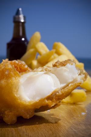 Marina Fish Chips & More