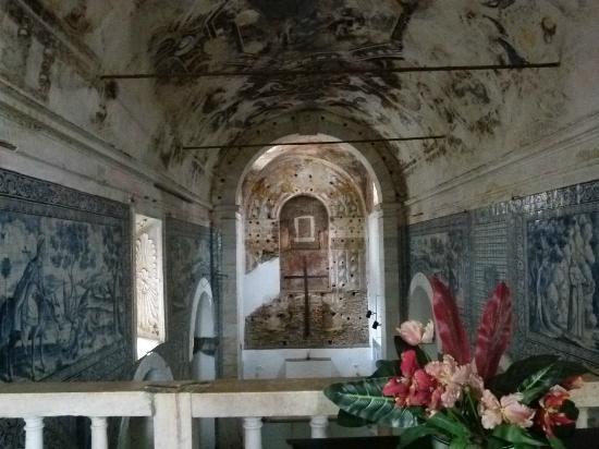 Hotel Convento de Sao Paulo: la chapelle