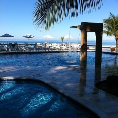 Coconuts Maresias Hotel - pela manhã