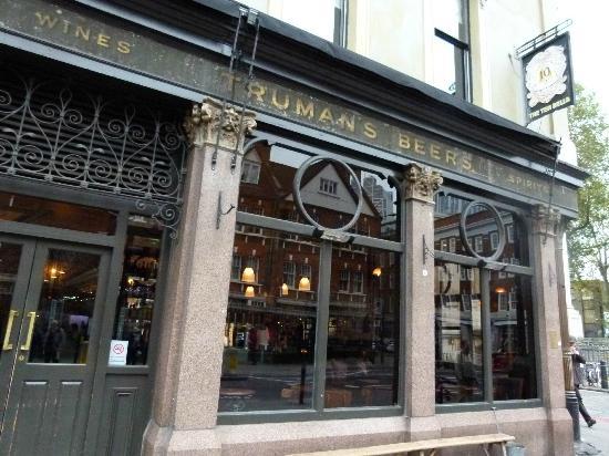 The Old Truman Brewery London Spitalfields Restaurant