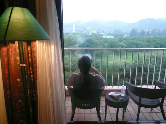 Hilton Gyeongju: the best relaxing view I ever had