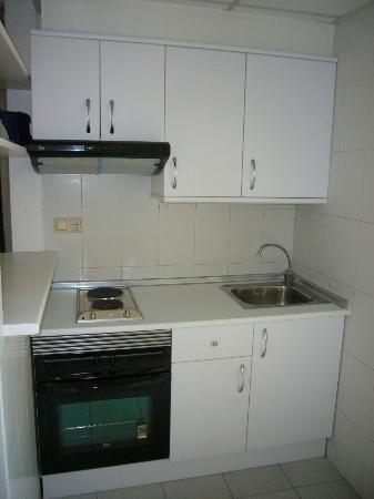 Apartamentos San Francisco: Cocina / Kitchen