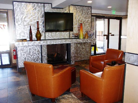 Park Regency Hotel: Lobby