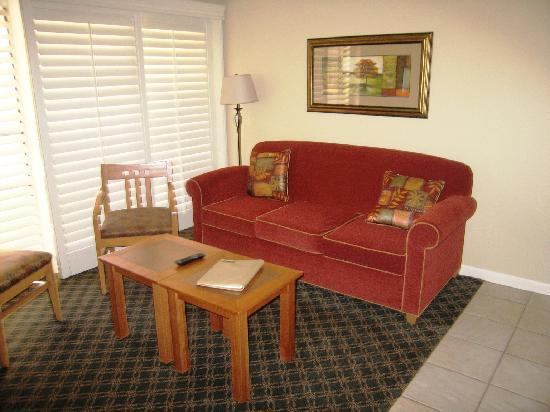 بارك ريجينسي ريزورت: Living Room