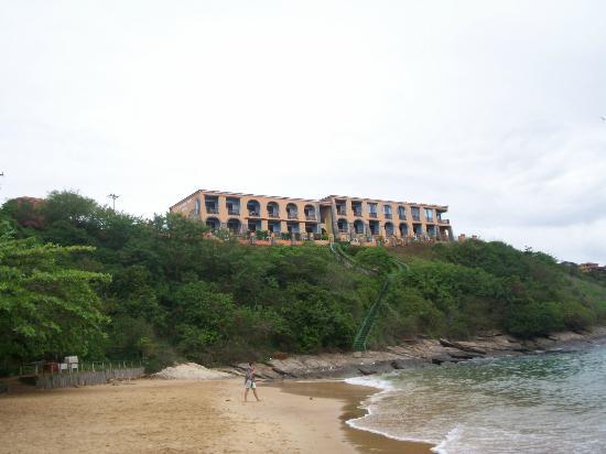 Colonna Park Hotel: Morro del hotel