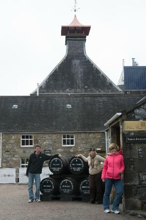 Glenfiddich Distillery: Glenfiddich