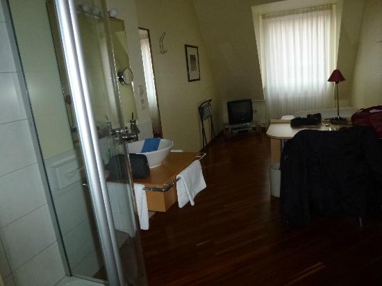 Hotel am Rathaus: Mein Zimmer 21