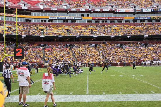 FedExField (Landover) - 2018 All You Need to Know Before ...
