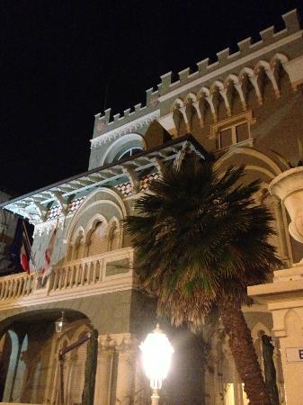 Hotel Gennarino: l'hotel di sera