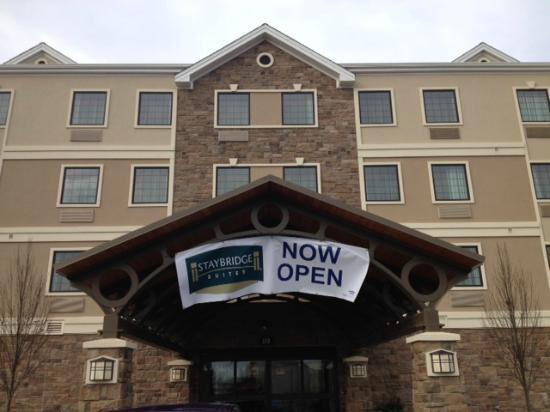 Staybridge Suites Montgomeryville: Hotel Opened Dec. 10th !!!!