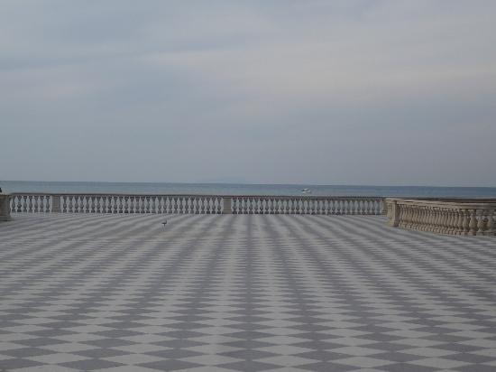 Hotel Gennarino: terrazza Mascagni