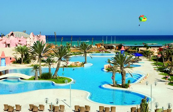 Club diana rimel djerba hotel djerba island tunisie for Hotels djerba