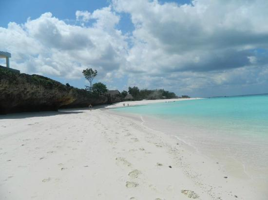 Hideaway of Nungwi Resort & Spa: Our Beach