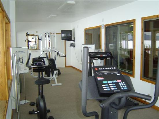 Timbers Condominiums at Island Park: Fitness Center