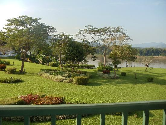 The Grand Luang Prabang Hotel & Resort: View from our room