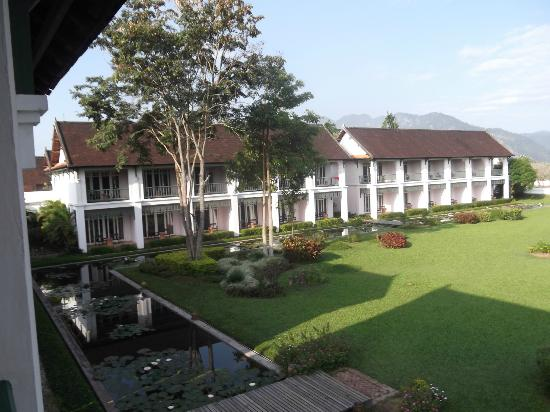 The Grand Luang Prabang Hotel & Resort: View of the hotel