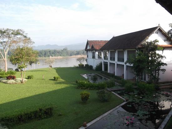 The Grand Luang Prabang Hotel & Resort: The Hotel and the Mekong