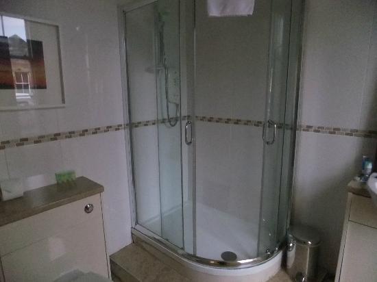 53 Frederick Street: shower in ensuite room