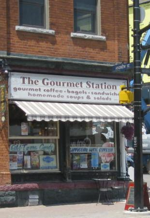 ‪Gourmet Station‬
