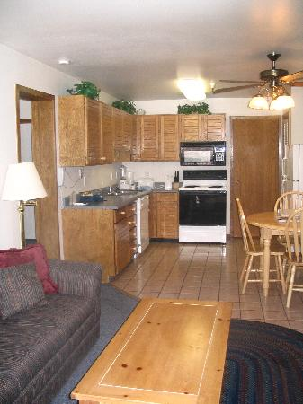 Skiers Lodge : Unit Interior