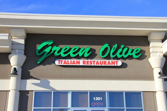 The Green Olive