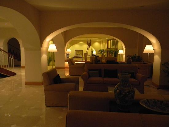 Grand Hotel Aminta: interno