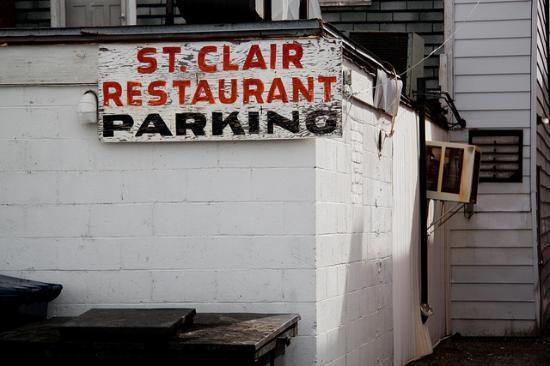 St Clair Restaurant Foto