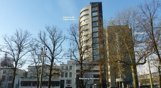 鹿特丹港比爾德伯格公園飯店照片